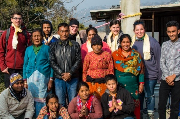 Faith family where oldest Believer is 30 years with God